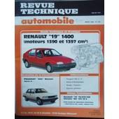 Revue Technique Automobile Renault 19