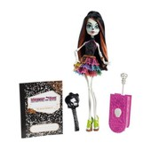 Monster High - Poup�es Goules En Vacances - Skelita + Uniforme Monster High Operetta