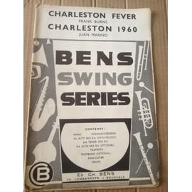[ Charleston Fever - Frank Burns] [ Charleston 1960 - Juan Marino]