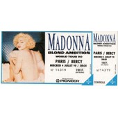 Unused Madonna World Tour 90