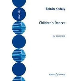 Kodaly : Children's Dances For the Black Keys