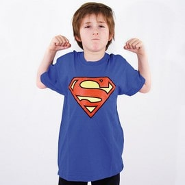 T-Shirt Superman Enfant