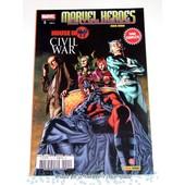 Marvel Heroes Hors-S�rie N� 5 : House Of M Civil War