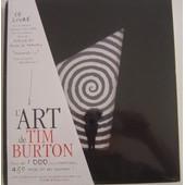 L'art De Tim Burton - Edition Simple de Leah Gallo - Holly C Kempf