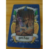 Carte Holographique Harry Potter