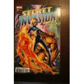 Marvel :Les 3 Hors Serie De Secret Invasion