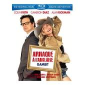 Arnaque � L'anglaise - Gambit - Blu-Ray de Michael Hoffman