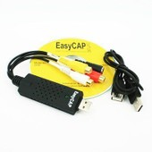 EASYCAP USB 2.0 capture Audio-vid�o
