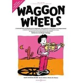 Waggon Wheels Pour Violon Alto Et Piano