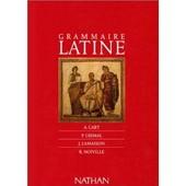 Grammaire Latine de Cart, A.