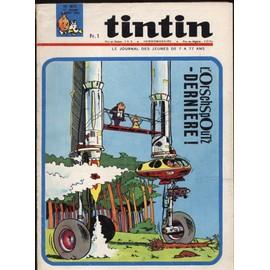Tintin N� 876 : L Orschspoutz Derniere