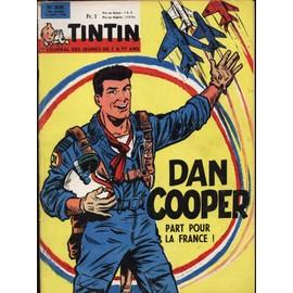 Tintin N� 838 : Dan Cooper Par Pour La France