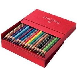 Faber-Castell Crayons De Couleur Colour Grip 2001, Bo�te De