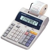 Adaptateur Reseau Pour Calculatrice Sharp El-1801e/El-1611e