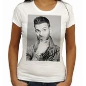 T-Shirt Femme - M Pokora