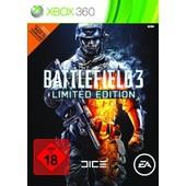 Xbox 360 Battlefield 3 Limited Edition [Jeu Xbox 360]