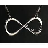 Collier One Direction Infinity Top Prix !!!