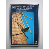 Iai, L�Art Du Sabre Japonais, The Art Of Japanese Swordsmanship de Malcolm Tiki Shewan