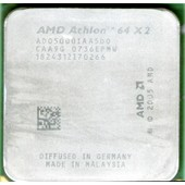 Processeur - AMD Athlon 64 X2 5000+ 2.6 GHz