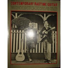 contemporary ragtime guitar - guitare