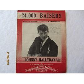 Johnny Hallyday - 24.000 Baisers