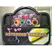 Asteroid Pinball Flipper De Table
