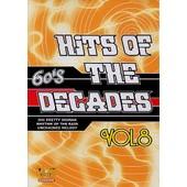 Dvd Karaok� Hits Of The Decades Vol.08 Ann�es 60-2 de Mingheng