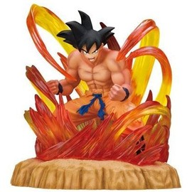 Dragon Ball Z - Figuine Goku Kaioken Ichiban Kuji Lot B