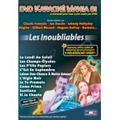 Dvd Karaok� Mania 01 : Les Inoubliables