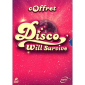 Coffret 2 Dvd Karaok� Disco Will Survive de We Productions