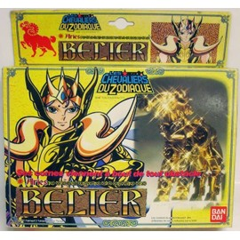 Saint Seiya - Mu - Chevalier D'or Du B�lier (Bandai France)