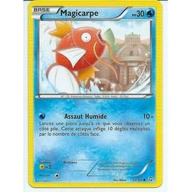 Magicarpe 23/124 - Dragons Exaltes