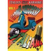 Dvd Karaok� Grandi Sucessi Italiani Vol.01 de Pbr Record