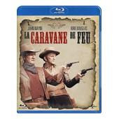 La Caravane De Feu - Blu-Ray de Kennedy Burt