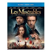 Les Mis�rables - Blu-Ray+ Copie Digitale de Tom Hooper