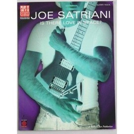 Joe Satriani - Is there love in space - Tablatures guitare