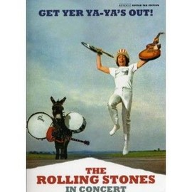 Tablatures Guitare - The Rolling Stones in Concert Get Yer ya-ya's out