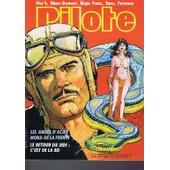 Pilote N� 113 Les Anges D'acier Mora De La Fuente Le Retour Du Jedi C'est De La Bd de Collectif