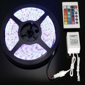 Strip Led Light 300 Leds Rgb