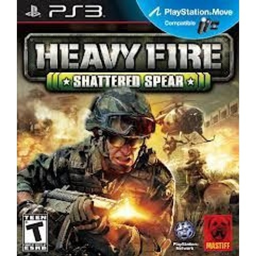 Heavy Fire The Chosen Few 3DS - Nintendo 3DS