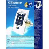 Electrolux s-Bag E201B Classic Long Performance - Kit de sacs pour aspirateur