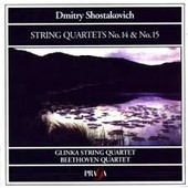 String Quartets N� 14 & 15 - Dimitri Shostakovich