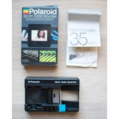 Polaroid - Monteuse Slide Mounter pour diapositives film 35mm