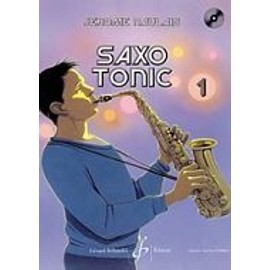 Jérôme NAULAIS : SAXO TONIC - Volume 1 + CD