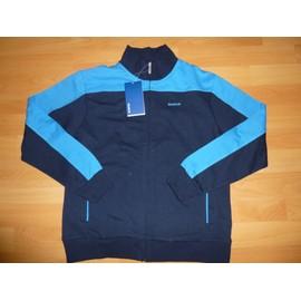 Veste Reebok Neuve Coton Bleu - 10 Ans
