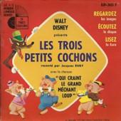 Walt Disney Pr�sente Les Trois Petits Cochons Avec La Chanson