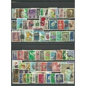 Lot De 100 Timbres Du Japon