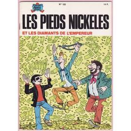Les Pieds Nickeles Et Les Diamants De L'empereur N� 122