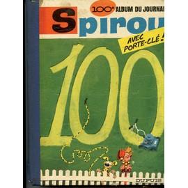 Album Du Journal Spirou N�100