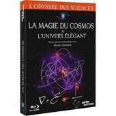 L'odyss�e Des Sciences - 3 - La Magie Du Cosmos & L'univers �l�gant - Blu-Ray de Graham Judd
